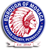 Borough of Monaca - Beaver County, Pennsylvania logo